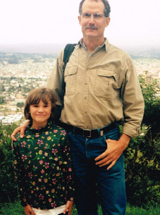 Tom and Niki Lee in Equador