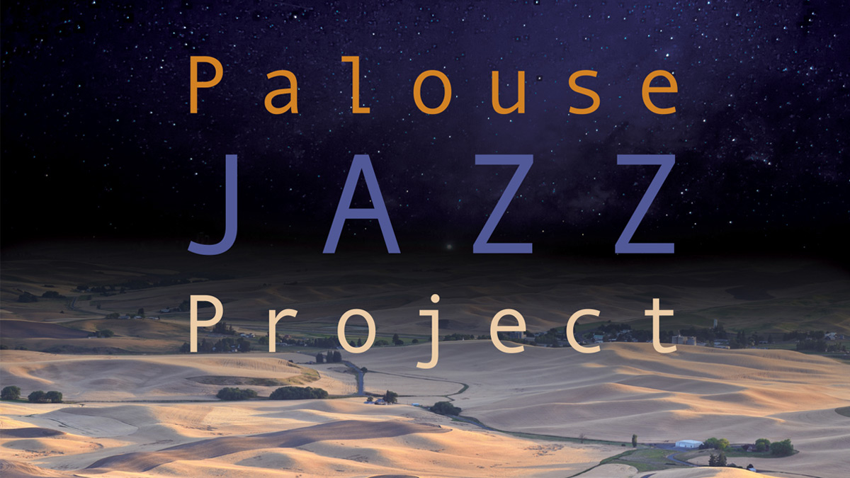 The cover of the Palouse Jazz Project album.
