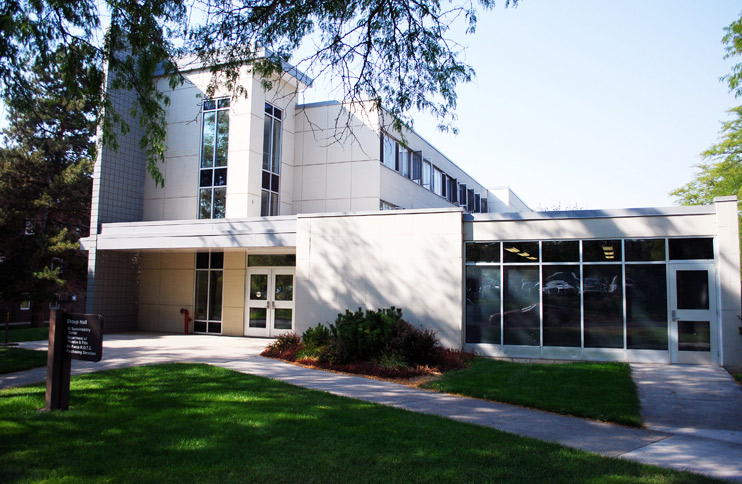 UI Theatre's Shoup Hall