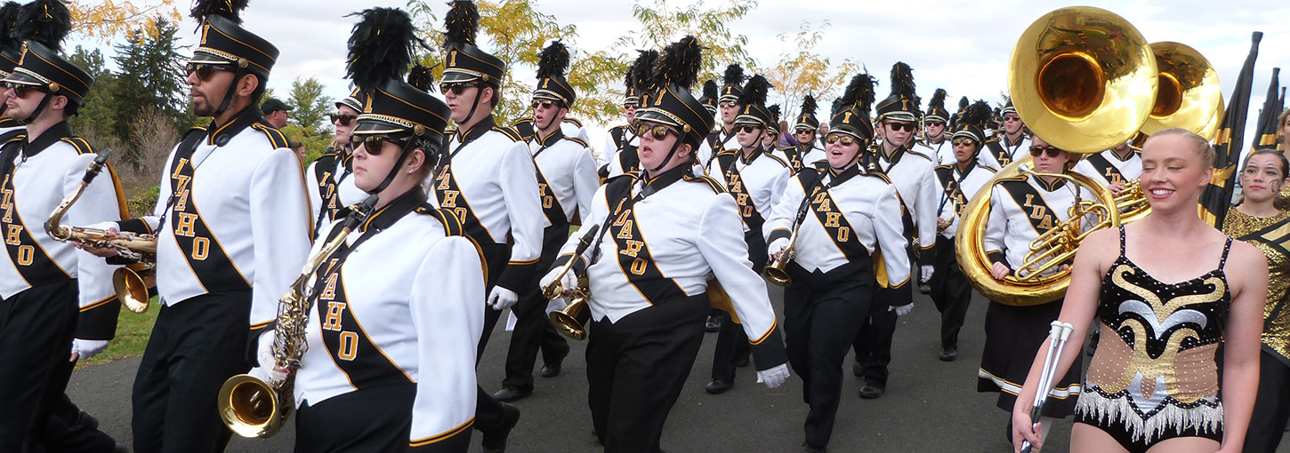 Vandal Marching Band