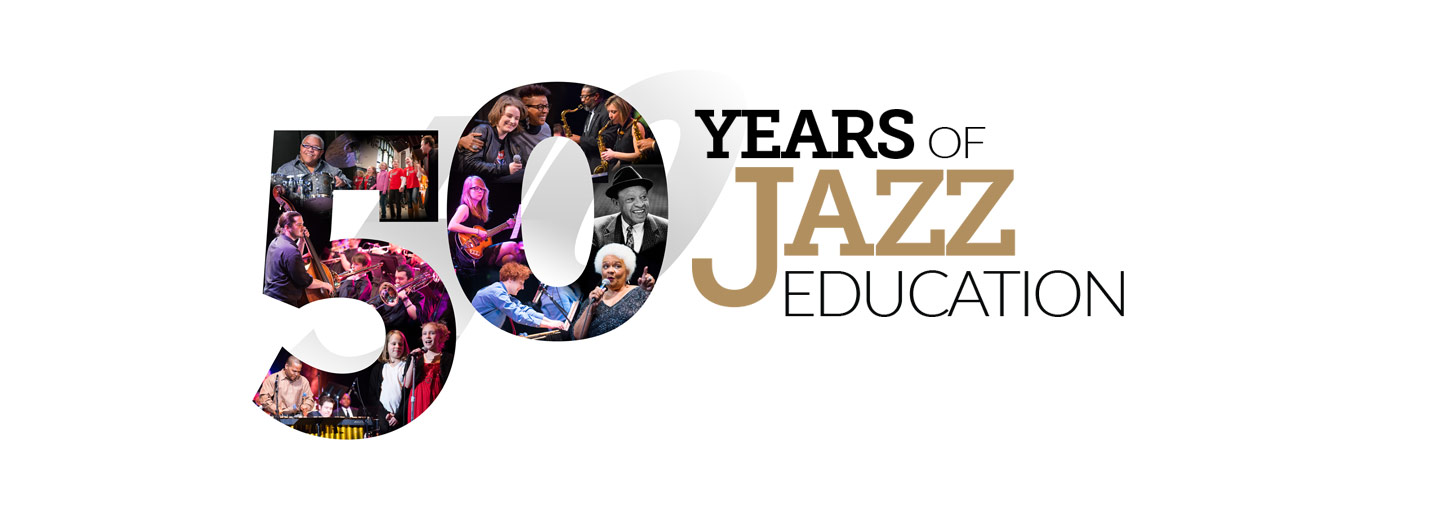50 years of jazz education