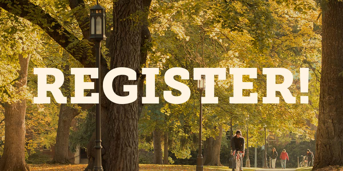 Class registration opens soon! Check Vandalweb and make sure you don't have an advisor hold.