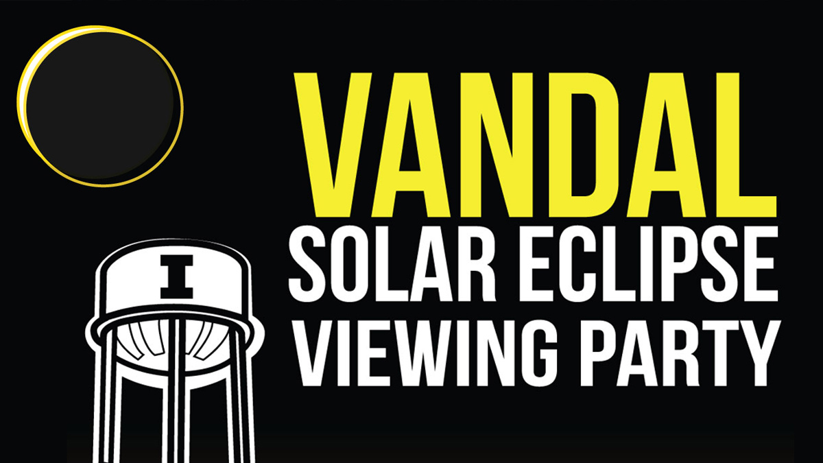 Vandal Eclipse Viewing Party