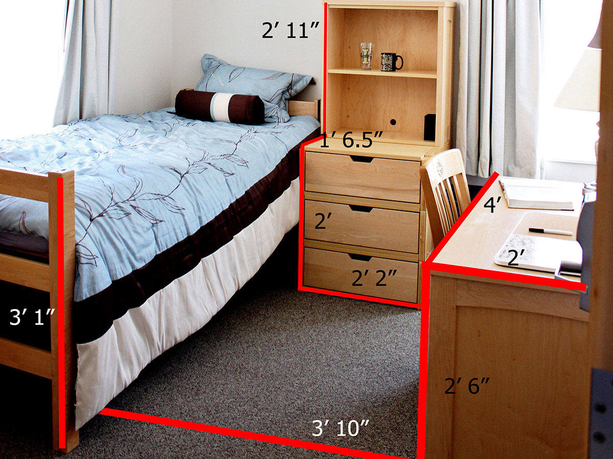 What Are The Dimensions Of A   Size Bed